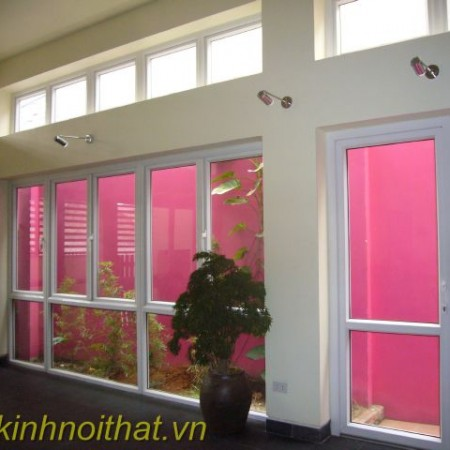 Cửa nhôm việt pháp PA1 Trang Chủ