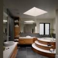 Phòng tắm kính sử dụng cho tòa nhà hay biệt thự