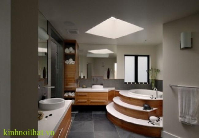 Phòng tắm kính sử dụng cho tòa nhà hay biệt thự Phòng tắm kính PA2