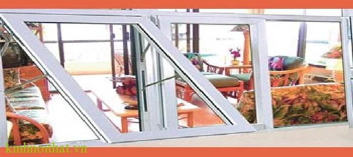 Cửa nhôm việt pháp hệ 4400 mở lật Cửa Nhôm Việt Pháp Hệ 4400 Mở Lật