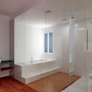 Phòng tắm kính trong phòng ngủ - banner Phòng tắm kính trong phòng ngủ