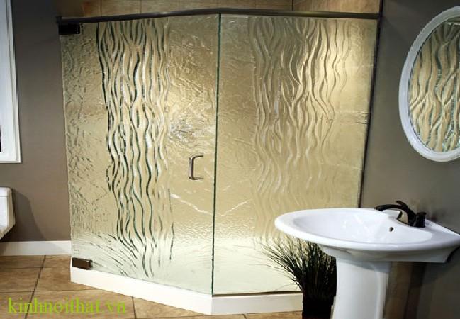 Phòng tắm kính thân thiện với thiên nhiên Phòng tắm kính PA2
