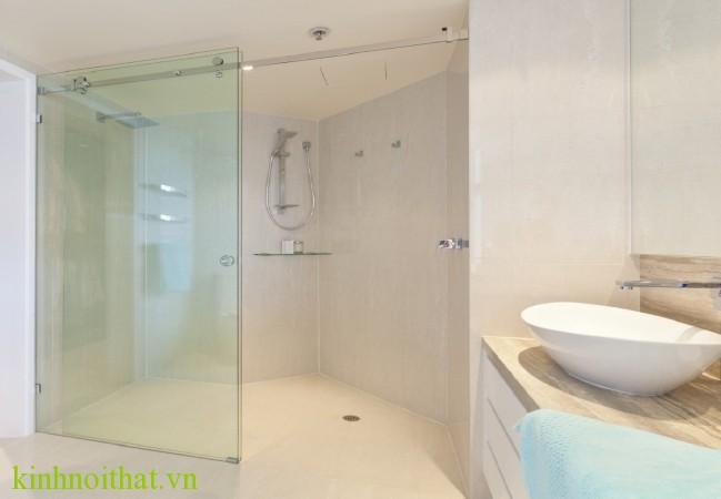 Phòng tắm kính thanh nhã Phòng tắm kính PA2