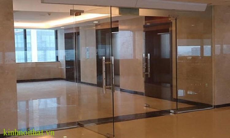 cửa kính cường lực Quy trình lắp đặt cửa kính cường lực hoàn chỉnh