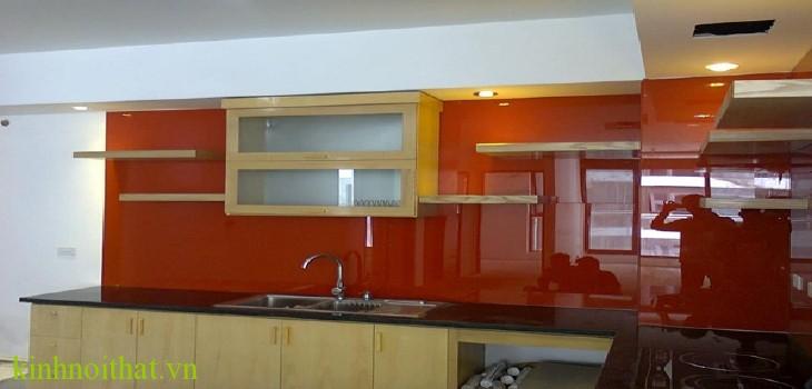 Kính ốp bếp 10 Khách hàng sẽ chọn kính ốp bếp hay gạch ốp bếp ?