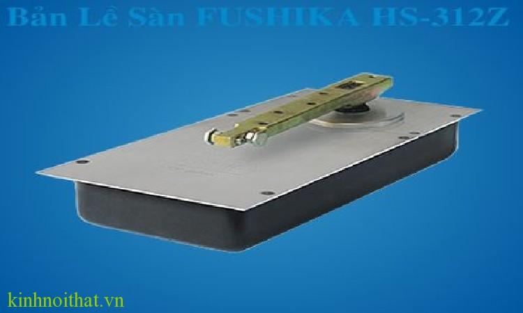Bản lề sàn fushika Bản lề cửa kính thủy lực