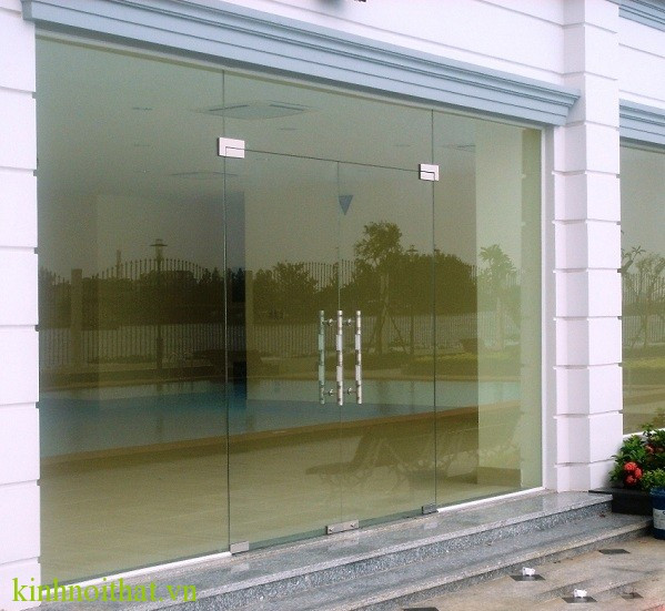 Cửa thủy lực 5 tấm Chiêm ngưỡng vẻ đẹp của cửa kính thủy lực 5 tấm