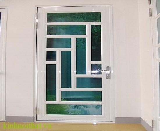 Mẫu cửa nhôm việt pháp đẹp 9 Mẫu cửa nhôm việt pháp đẹp