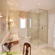 Ưu điểm phòng tắm kính mở góc 135 độ Ưu điểm phòng tắm kính mở góc 135 độ