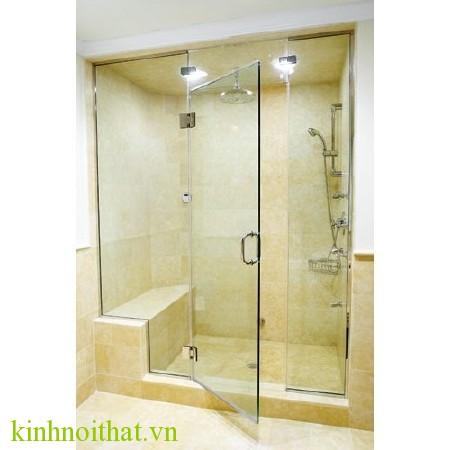 Cửa kính cường lực phòng tắm Cửa kính cường lực phòng tắm