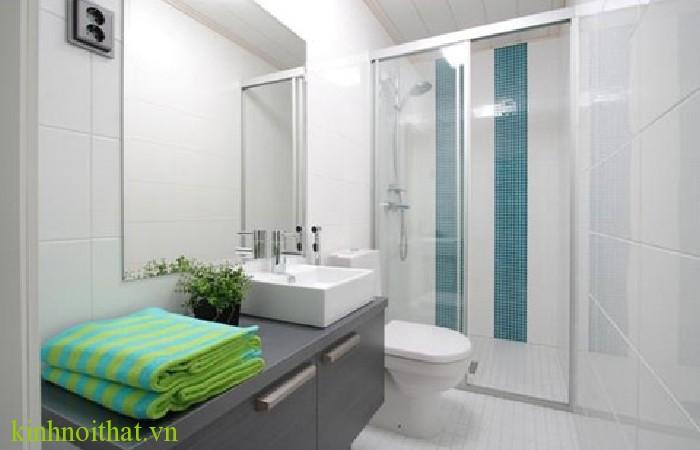 Phòng tắm kính sang trọng 5 Sự sang trọng là điểm cốt lõi của một không gian phòng tắm kính đẹp