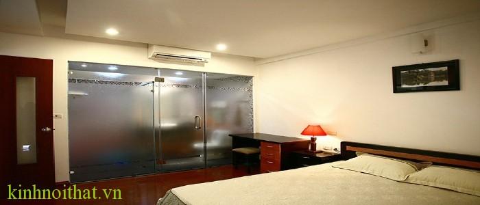 Vách kính phòng ngủ 5 Vách kính phòng ngủ