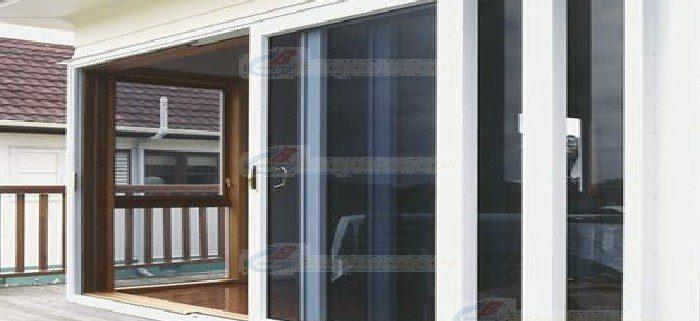 Cửa nhôm kính lùa 3 Giải pháp mở rộng không gian sống nhờ sử dụng cửa nhôm kính lùa