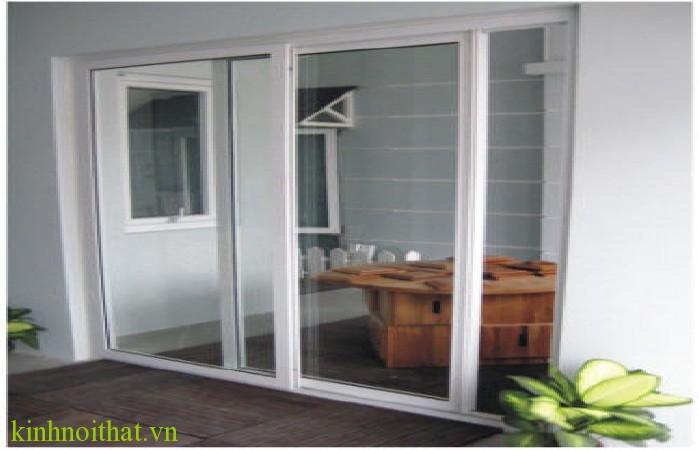 Cửa nhôm lùa 2 Điểm qua vài tính năng nổi trội của cửa nhôm kính lùa tiện dụng