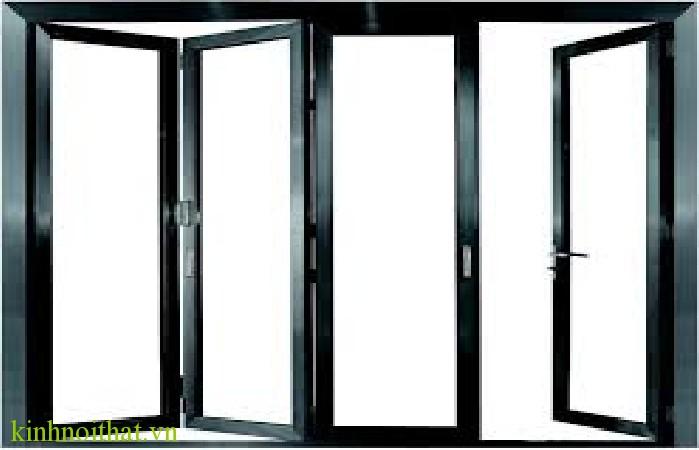cửa sổ nhôm mở quay hệ việt pháp  Thông số kỹ thuật chuẩn cho một bộ cửa nhôm việt pháp chất lượng