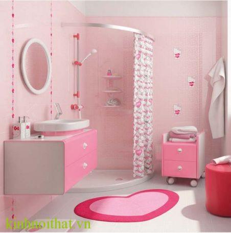 Phòng tắm kính cong Mẫu phòng tắm kính đẹp