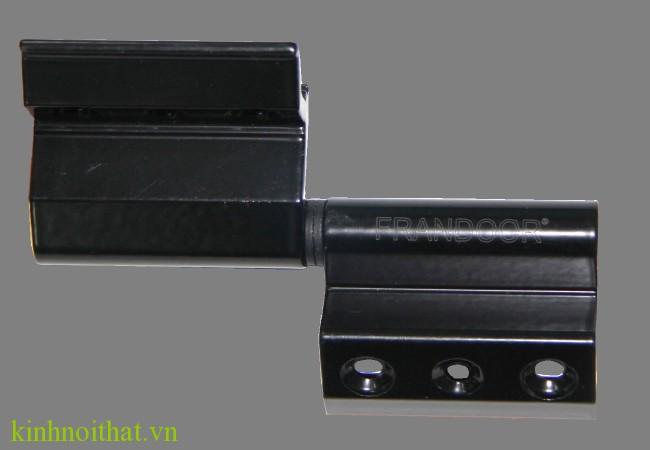 Bản lề đen nhôm hệ việt pháp Thế nào là bản lề cửa nhôm việt pháp chính hãng FRANDOOR