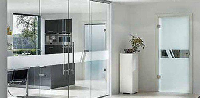 Cửa kính cường lực an toàn Thế nào là một bộ cửa kính cường lực an toàn đạt chuẩn