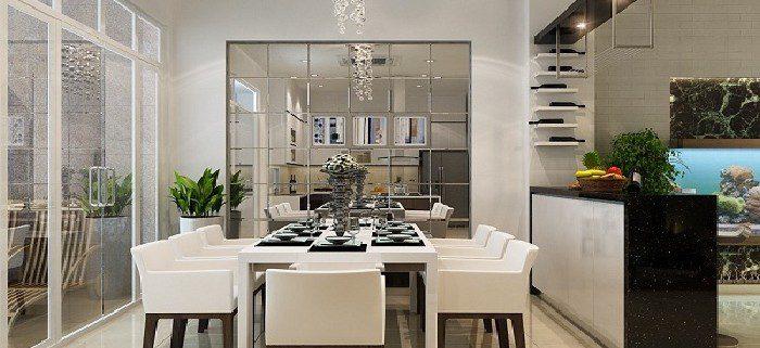 Cửa nhôm kính phòng bếp Tư vấn lựa chọn cửa nhôm kính cho phòng bếp