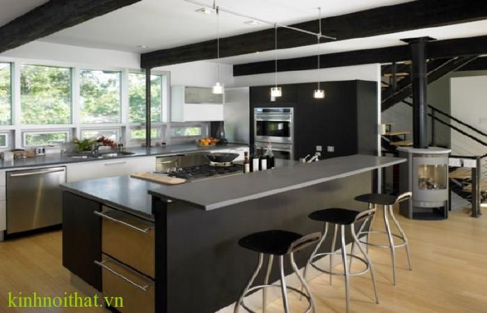 Cửa sổ nhôm kính phòng bếp đẹp Tư vấn lựa chọn cửa nhôm kính cho phòng bếp