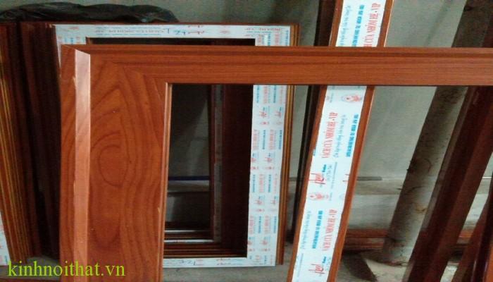 Cửa nhôm việt pháp vân gỗ có thực sự an toàn không Cửa nhôm việt pháp vân gỗ có thực sự an toàn không ?