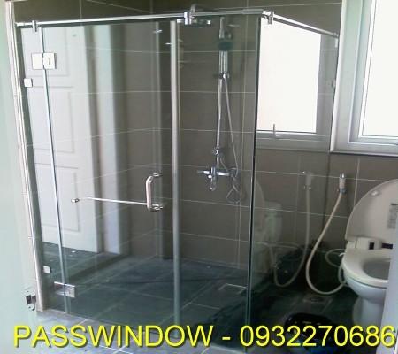 phòng tắm kính 2 1 m2 phòng tắm kính giá bao nhiêu tiền
