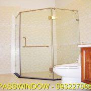 1m2 phòng tắm kính bao nhiêu tiền 1 m2 phòng tắm kính giá bao nhiêu tiền
