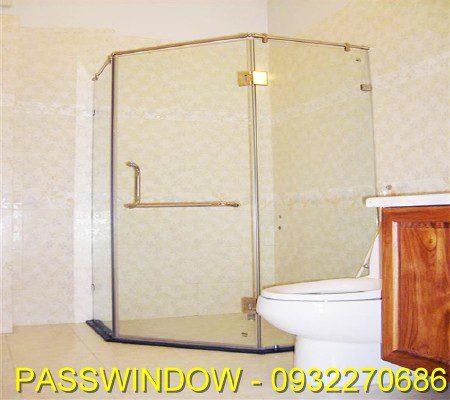 1m2 phòng tắm kính bao nhiêu tiền Phòng tắm kính và những lý do bạn nên lắp đặt vách tắm kính ngay Dự Án Và Thi Công