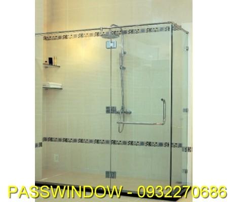 phòng tắm kính 3 1 m2 phòng tắm kính giá bao nhiêu tiền