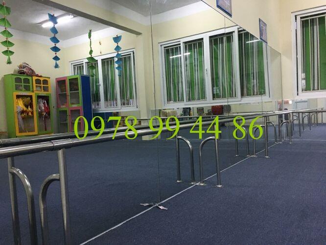 gương phòng tập13 Báo giá gương phòng tập gym,yoga,múa