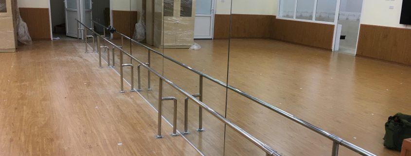 gương phòng tập tại đại học fpt Báo giá gương phòng tập gym,yoga,múa