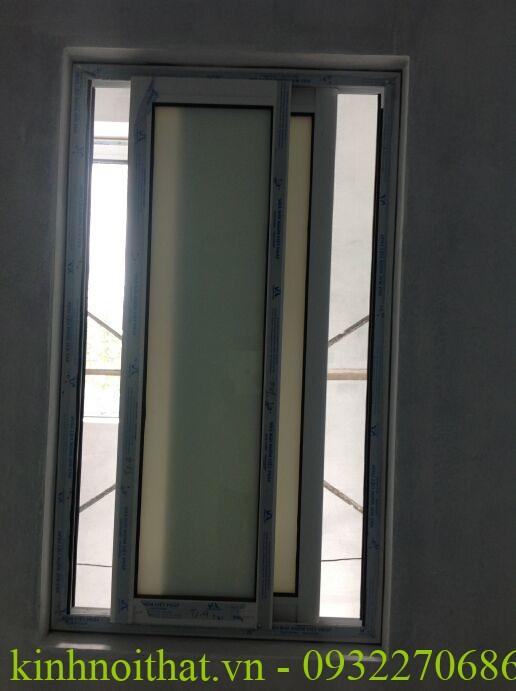 cửa nhôm việt pháp hệ 2600 mở lùa 2 cánh Cửa lùa nhôm việt pháp hệ 2600 gây chú ý với người dùng bằng những ưu điểm sau