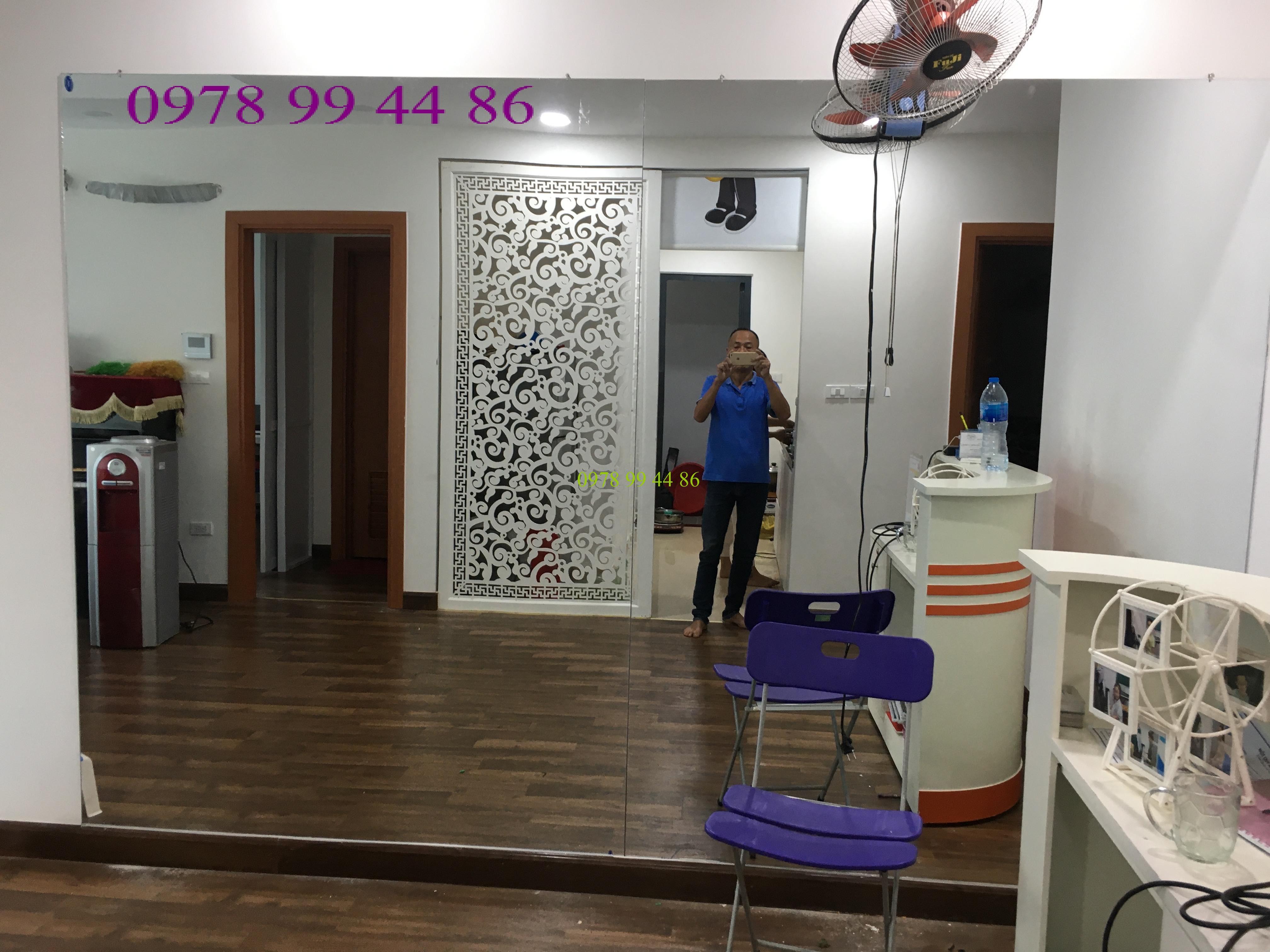 Gương phòng tập 342 Gương phòng tập