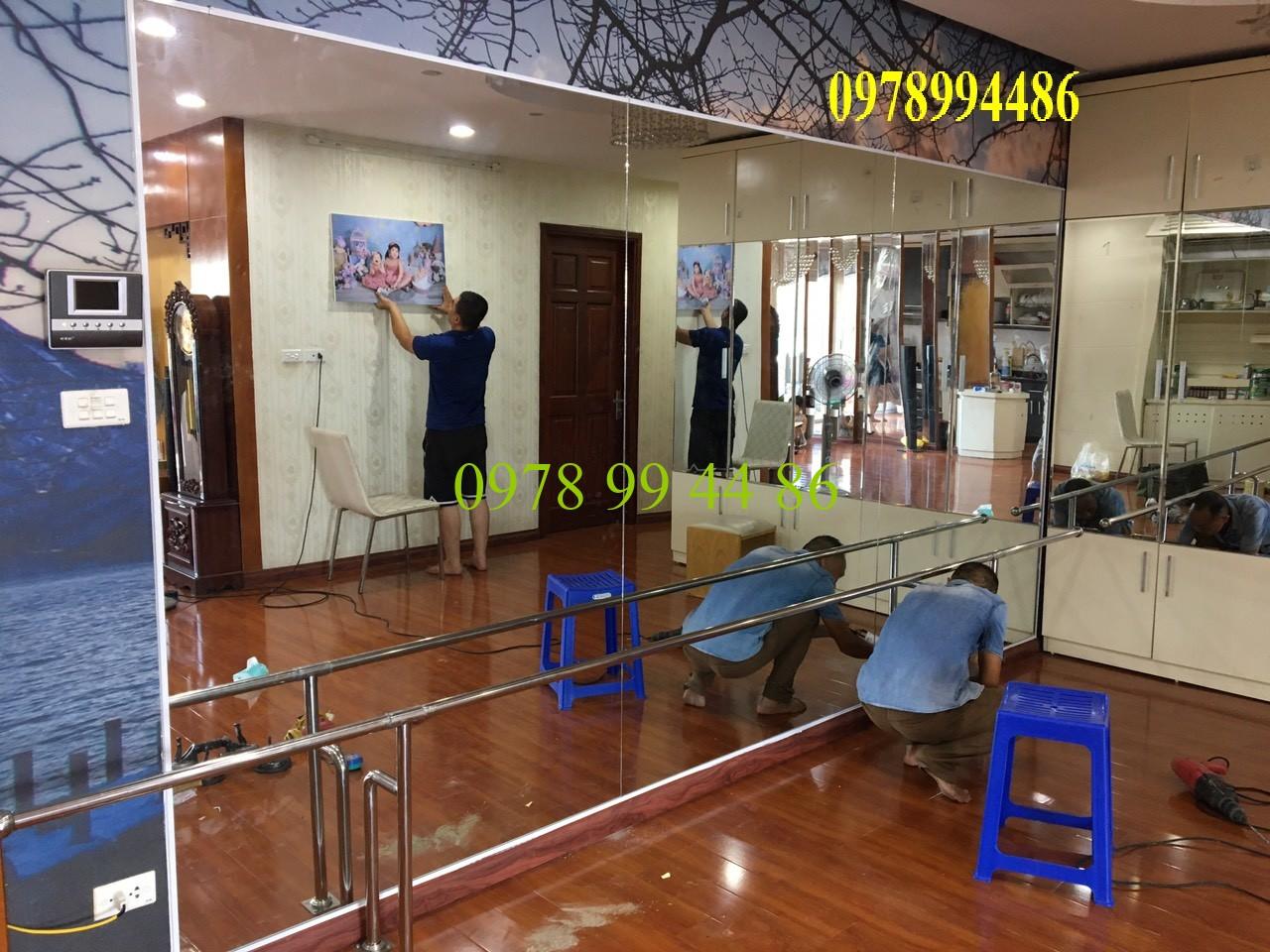 Gương phòng tập 586 Gương phòng tập