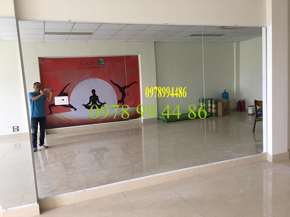 gương phòng tập 9890 Gương phòng tập