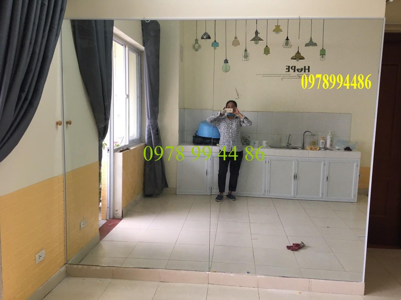 gương phòng tập 6940 Gương phòng tập