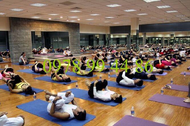 Gương phòng tập 1 Gương phòng tập yoga cao cấp tại hà nội
