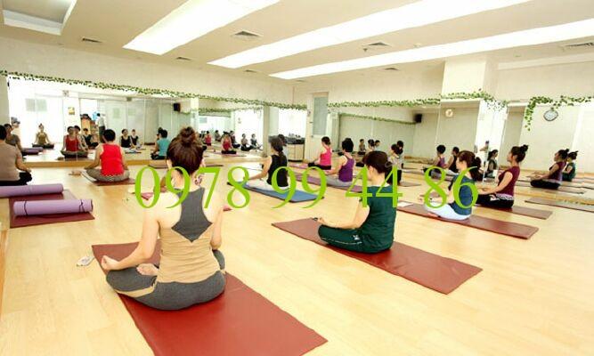 Gương phòng tập 3 Gương phòng tập yoga cao cấp tại hà nội