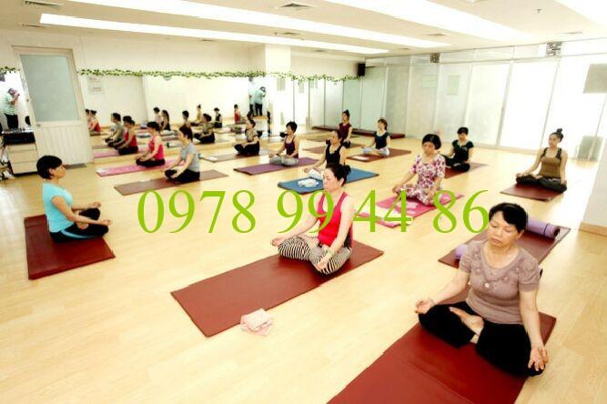 Gương phòng tập Gương phòng tập yoga cao cấp tại hà nội