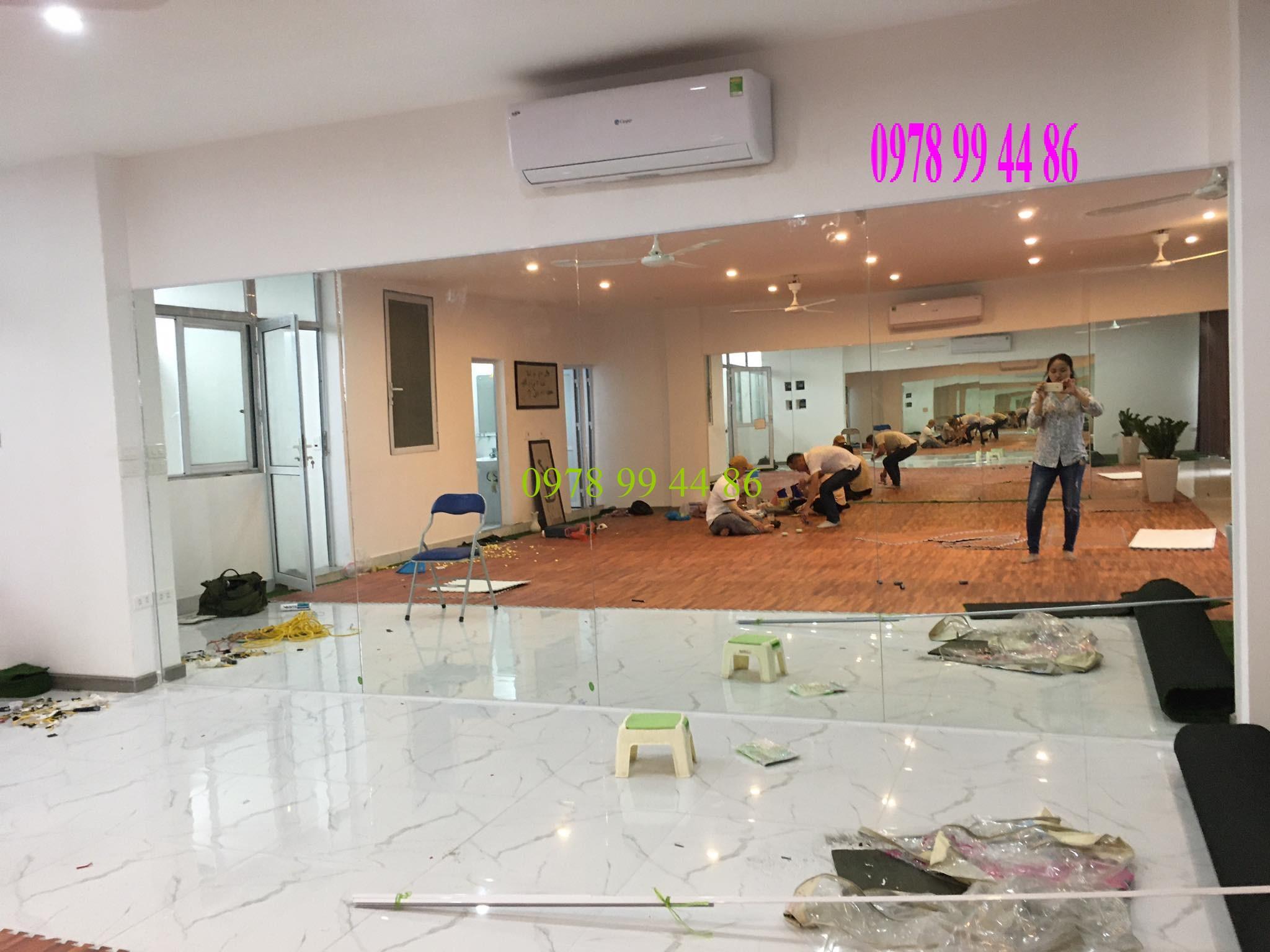 Gương phòng tập múa 1  Gương phòng tập múa cho bé mầm non giá rẻ nhất tại hà nội