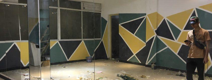 gương phòng tập 2134 Gương phòng tập múa cho bé siêu hot siêu tiện dụng