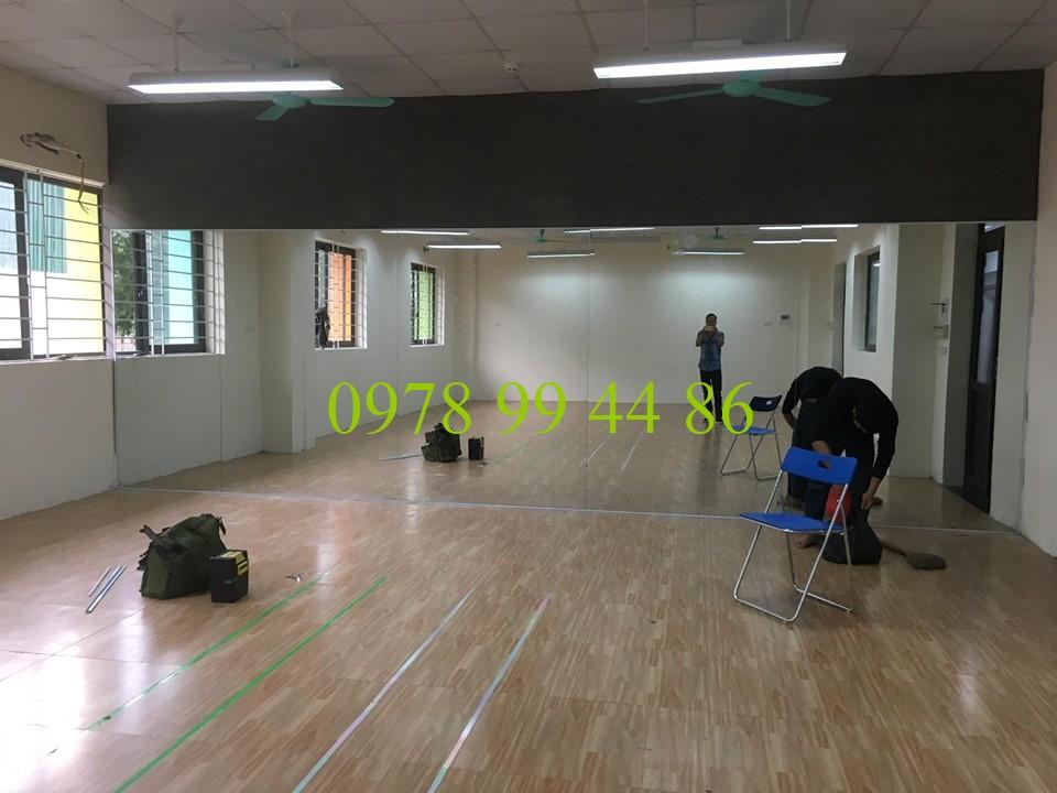 Gương phòng tập yoga 31 Gương phòng tập yoga