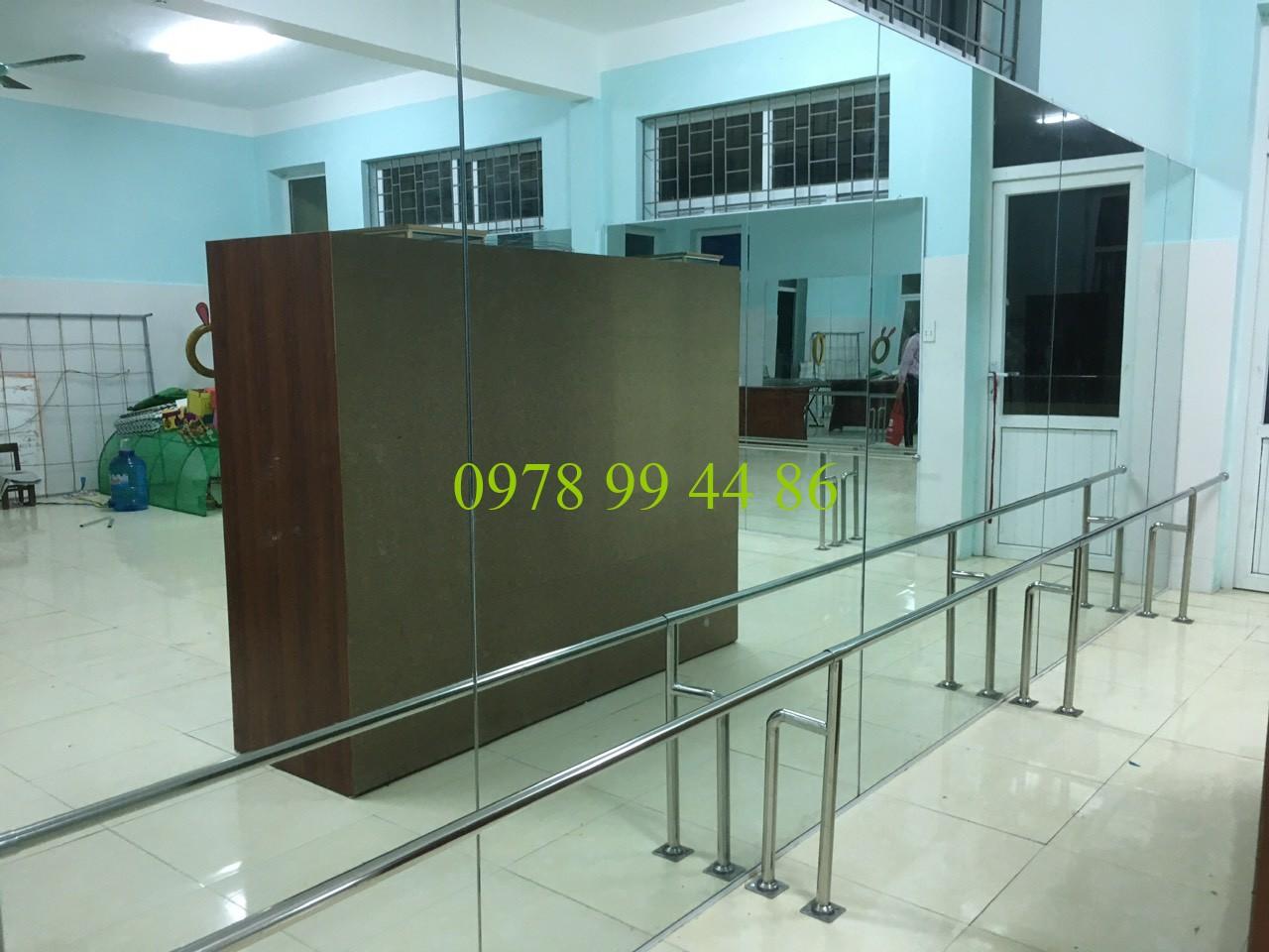 Gương phòng tập 465452 Chuyên gương phòng tập gym,yoga,zumba,múa chính hãng